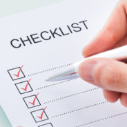 Bookkeeping End of Year Checklist
